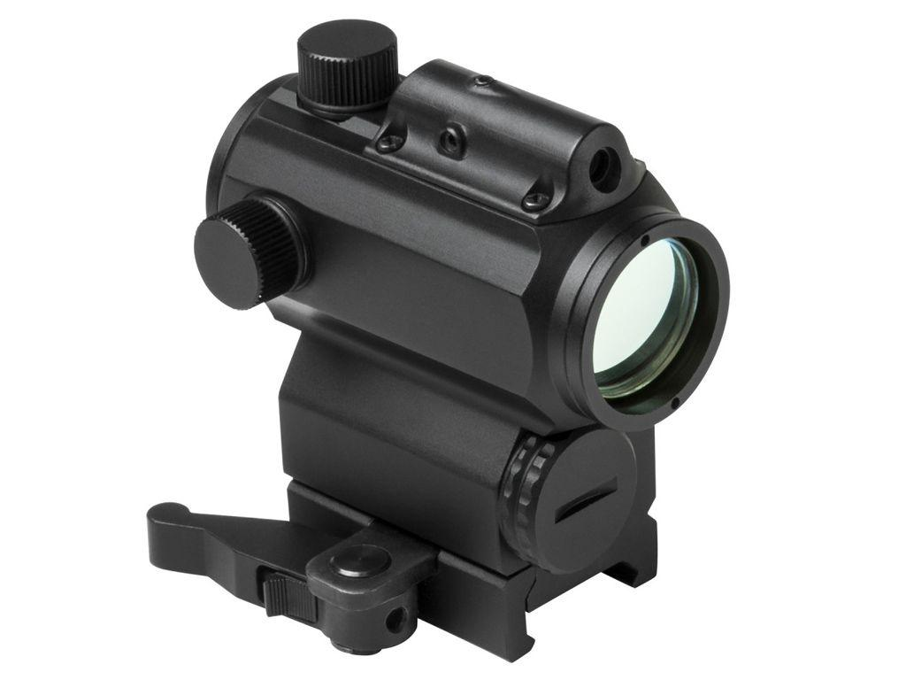 NcStar Red/Blue Dot Sight with Green Laser