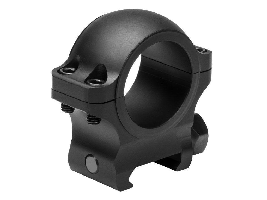 Hunter Series 30mm Scope Tube Diameter Ring - 0.9 Inch High