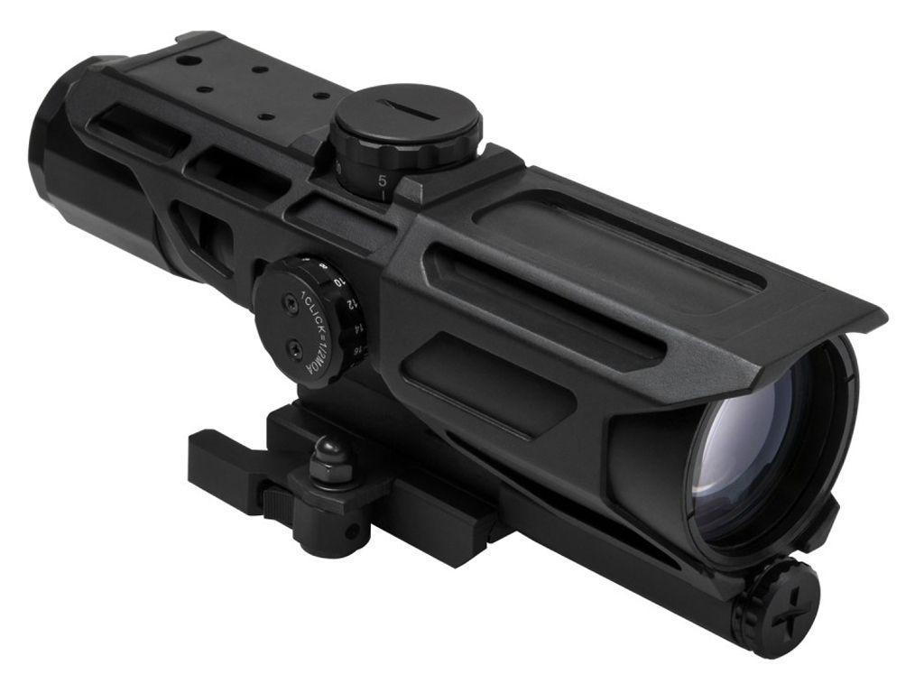 NcSTAR VISM GEN3 Mark III Mil Dot 3-9x40 Scope