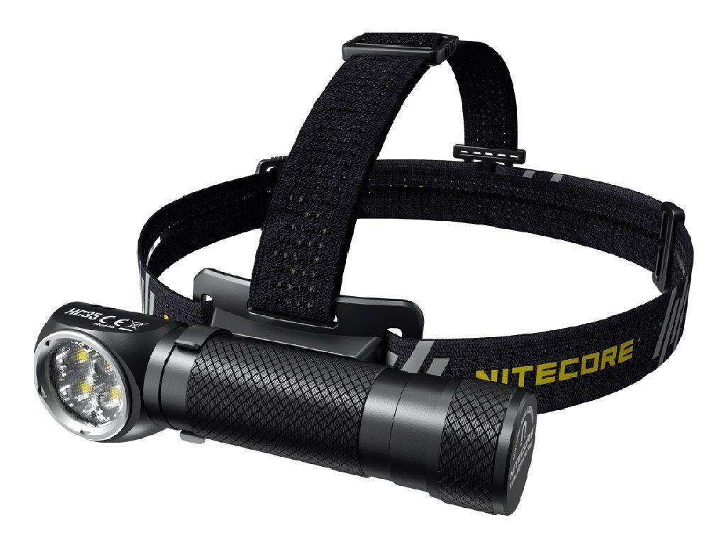 Nitecore HC35 2700 Lumen USB Rechargeable LED Headlamp