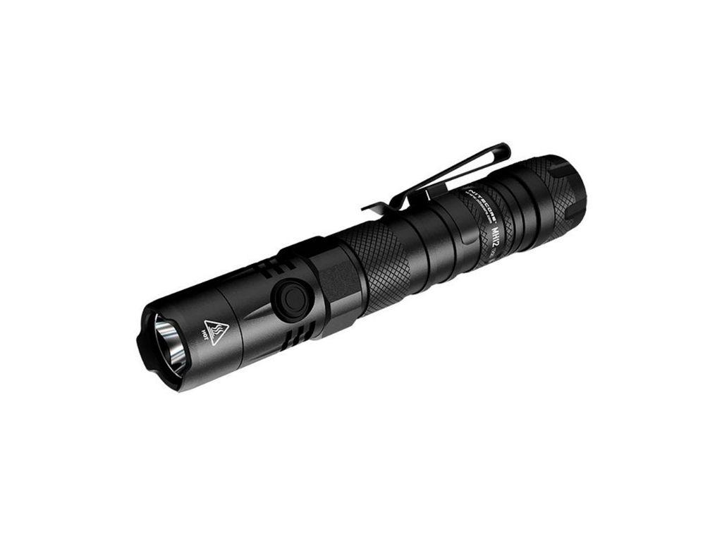 MH12V2 Flashlight - 1200 Lumens