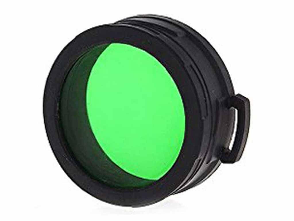 Nitecore NFG60 Green Diffuser Filter (60Mm)