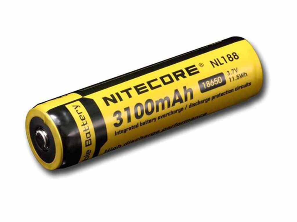 Protection Circuit Images Of 18650 Battery Buy Cheap Nitecore 3100mah 37v 115wh Li Ion Rechargeable Nl188