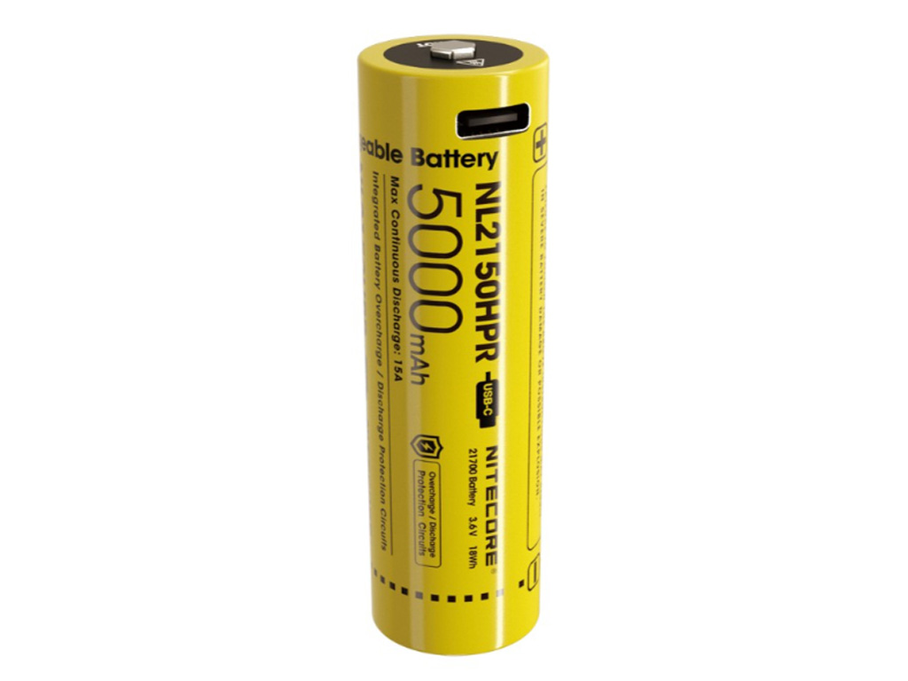 NL2150HPR Rechargeable Battery