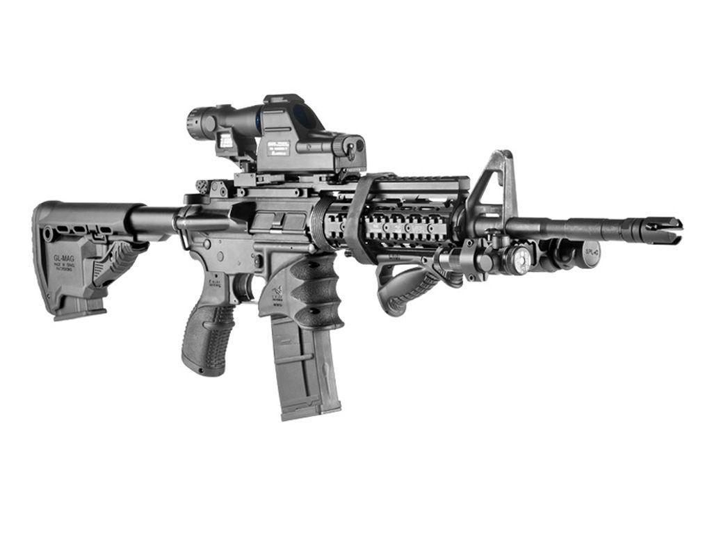 FAB Defense Mag-Well Grip GEN 2 M16
