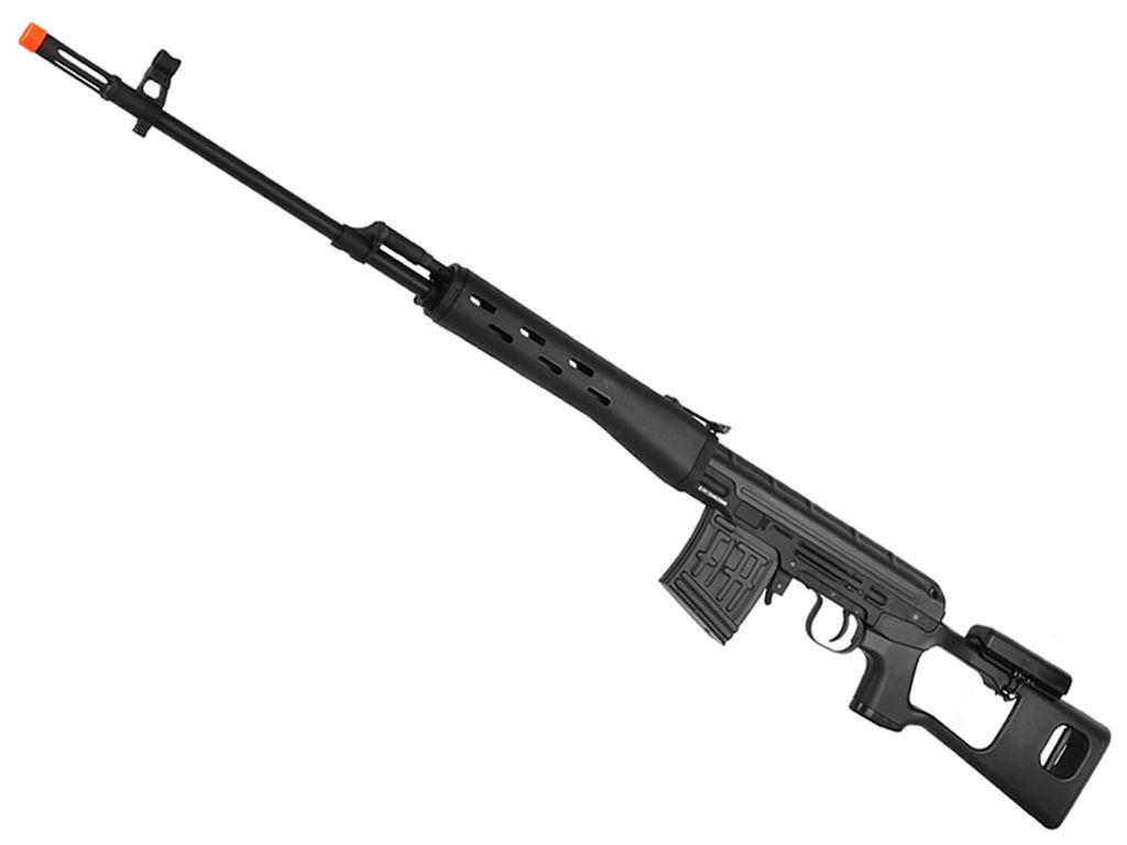 Kalashnikov Airsoft Sniper Rifle CO2