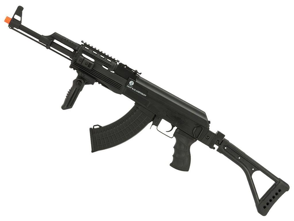 Cybergun Kalashnikov AK47 60th Anniversary AEG NBB Airsoft Rifle