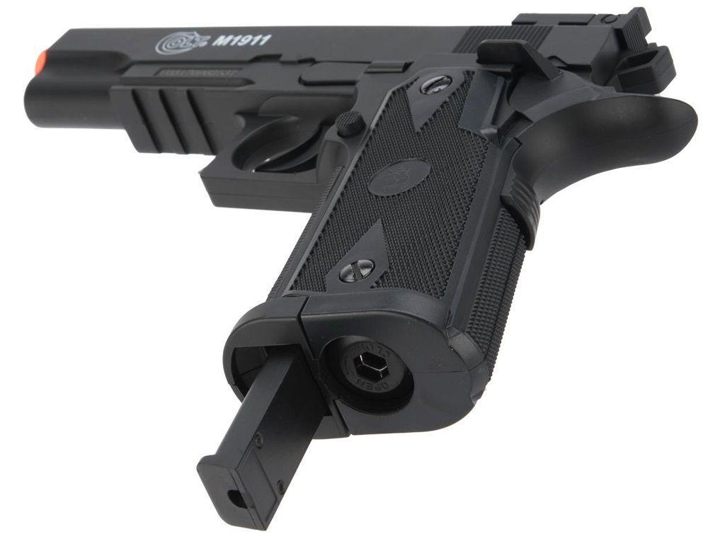 Colt 1911 Special Combat NBB Airsoft Pistol