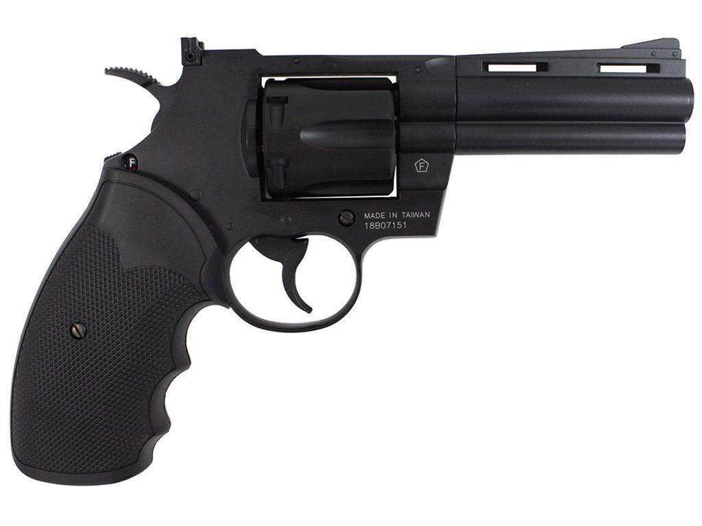 Colt Python 4 Inch Airsoft Pistol