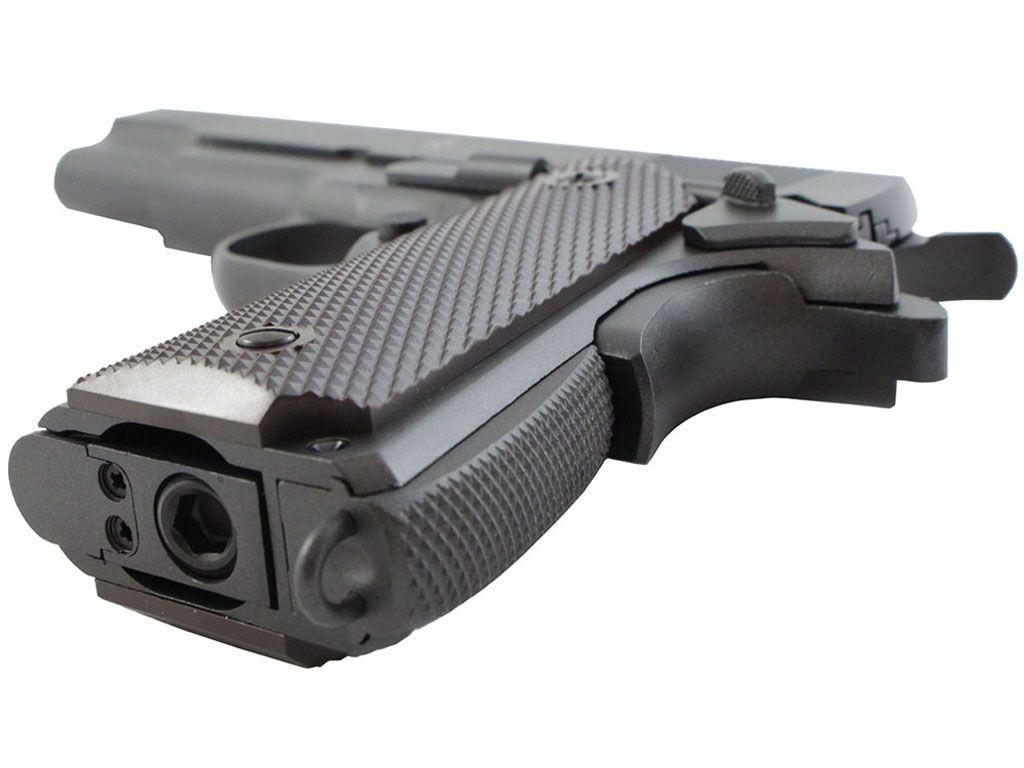 KWC Colt 1911 CO2 Blowback Airsoft Pistol
