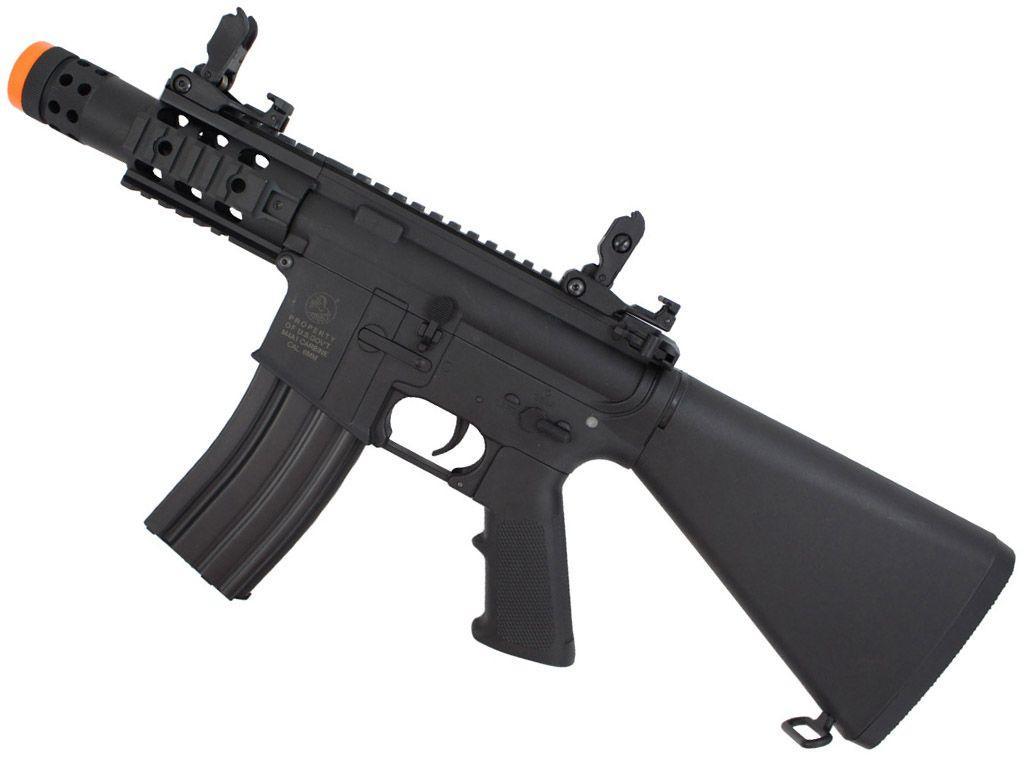 Colt M4 Stubby Killer Sportline Electric Airsoft Rifle