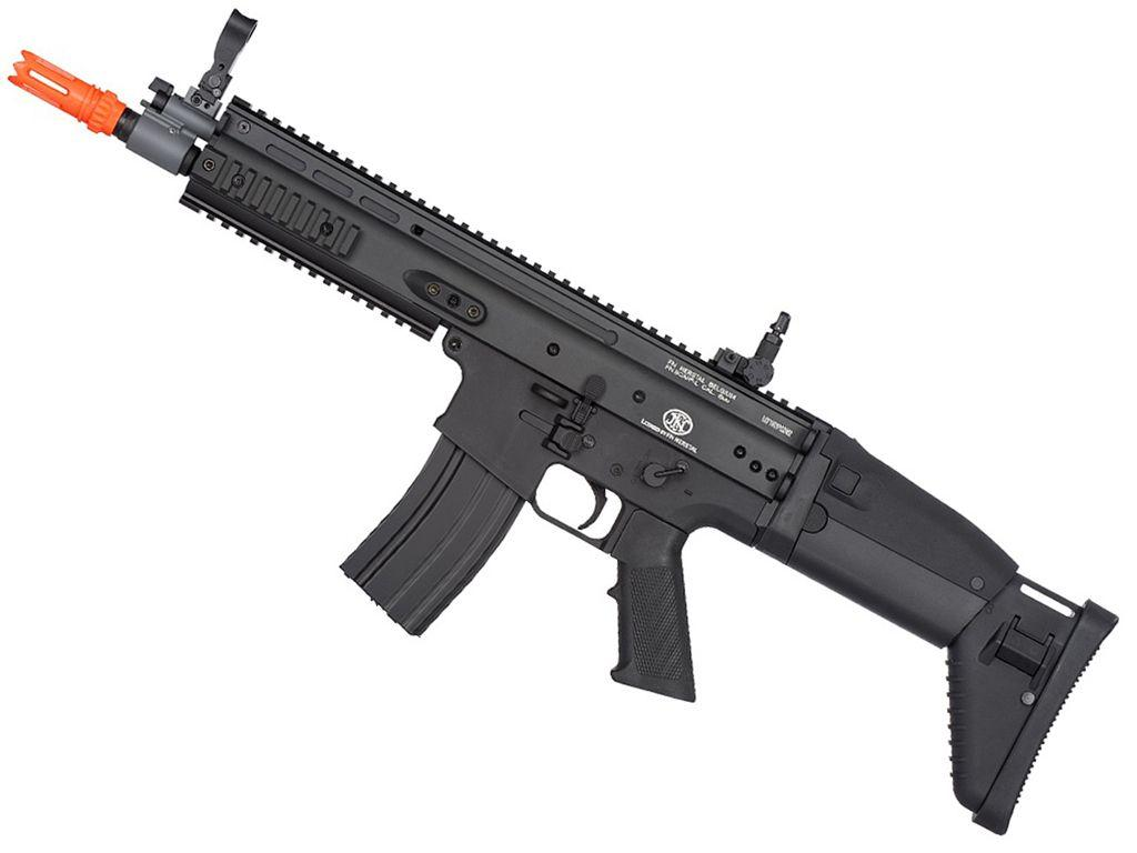 FN Herstal SCAR-L Metal Airsoft AEG Rifle