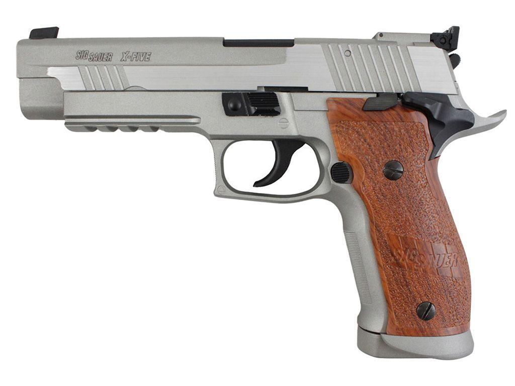 Sig Sauer P226 X-Five Blowback Pistol   ReplicaAirguns.ca