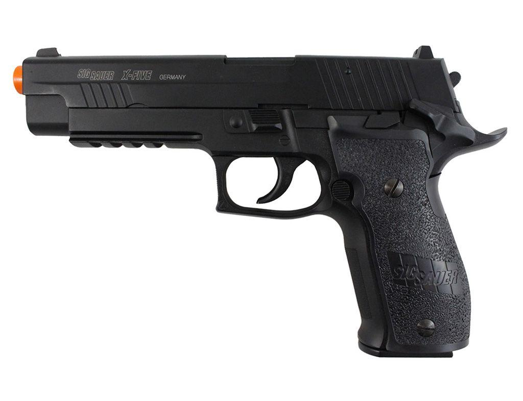 Sig Sauer X-Five P226 Airsoft Pistol Blowback