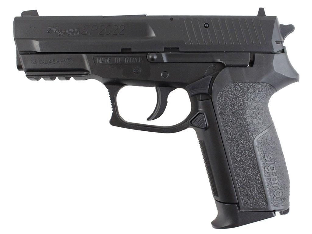 Cybergun Sig Sauer SP2022 CO2 BB Pistol NBB