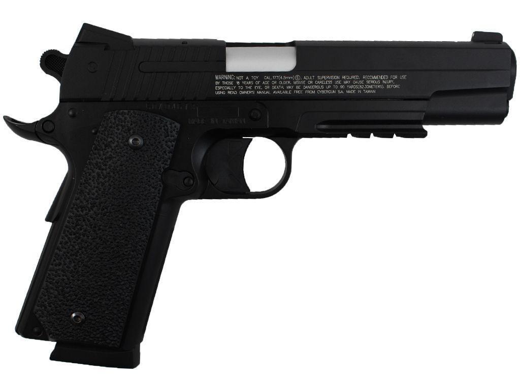 Cybergun Sig Sauer GSR CO2 NBB Steel BB gun
