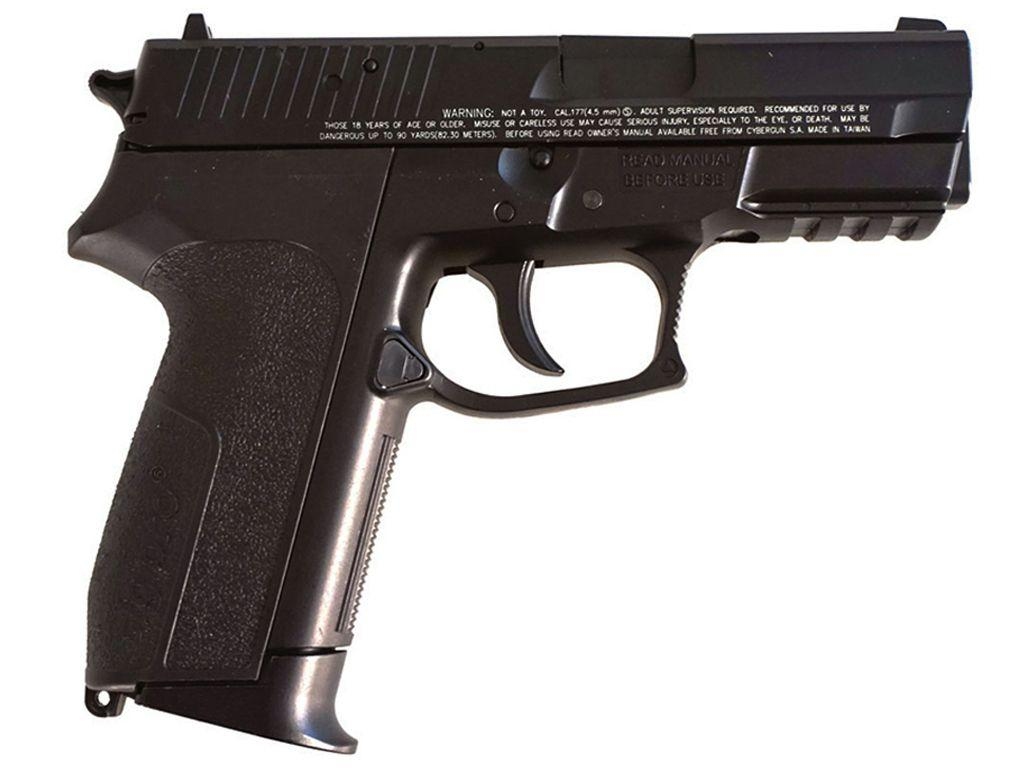 Cybergun Sig Sauer SP2022 CO2 BB Pistol NBB - Metal Slide