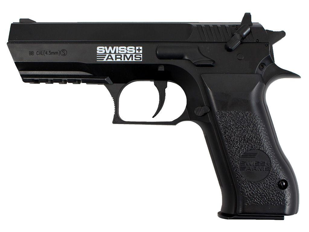 Cybergun Swiss Arms 941 CO2 NBB Steel BB gun