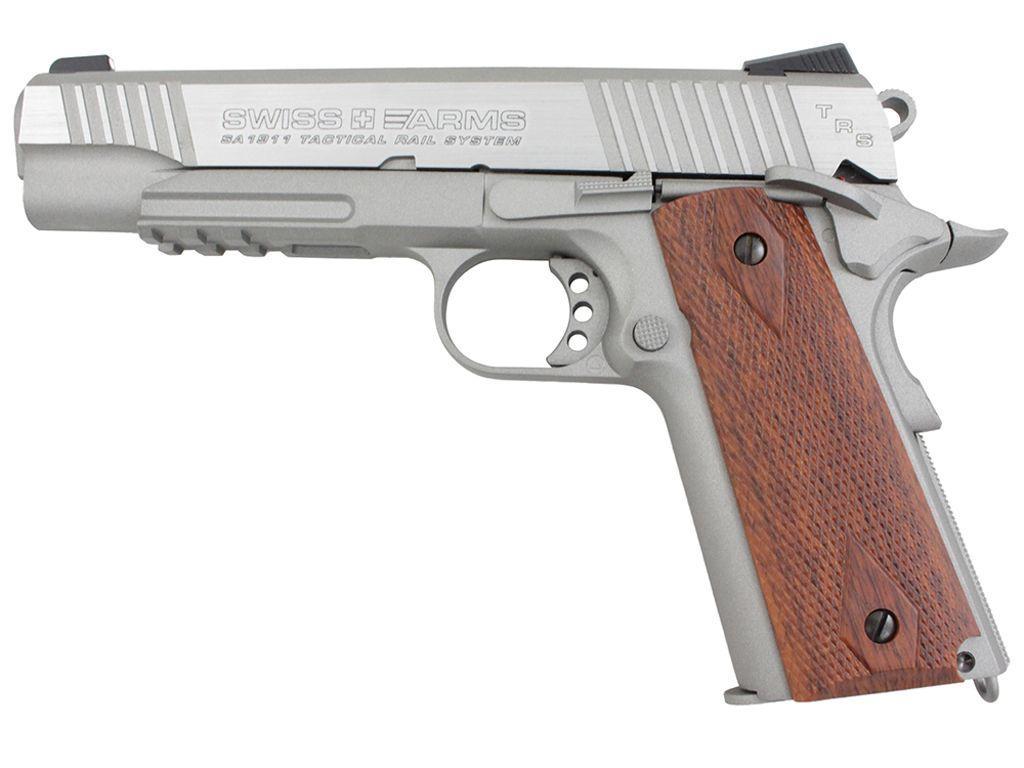 Swiss Arms SA1911 TRS CO2 BB Pistol