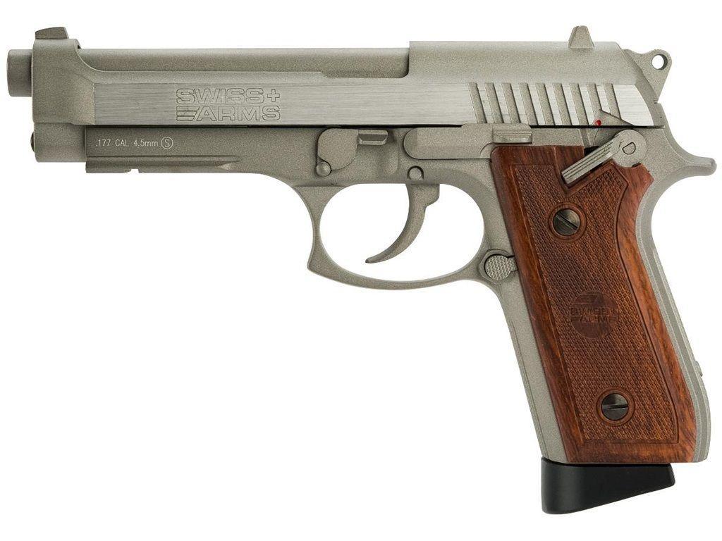 Swiss Arms SA92 CO2 Blowback Steel BB gun