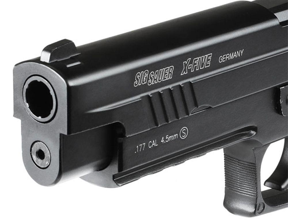 Cybergun Sig Sauer P226 X-Five CO2 Blowback Steel BB gun