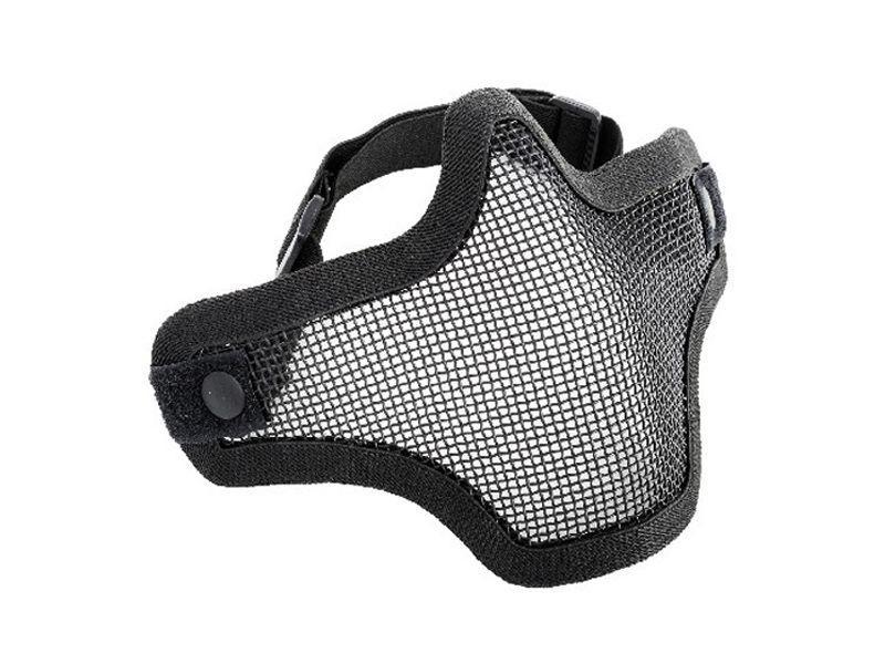 AMP Tactical Single Strap Mesh Face Mask - Half