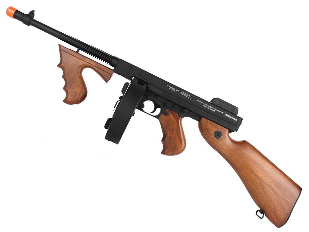 Cybergun Thompson Chicago Typewriter Airsoft Rifle