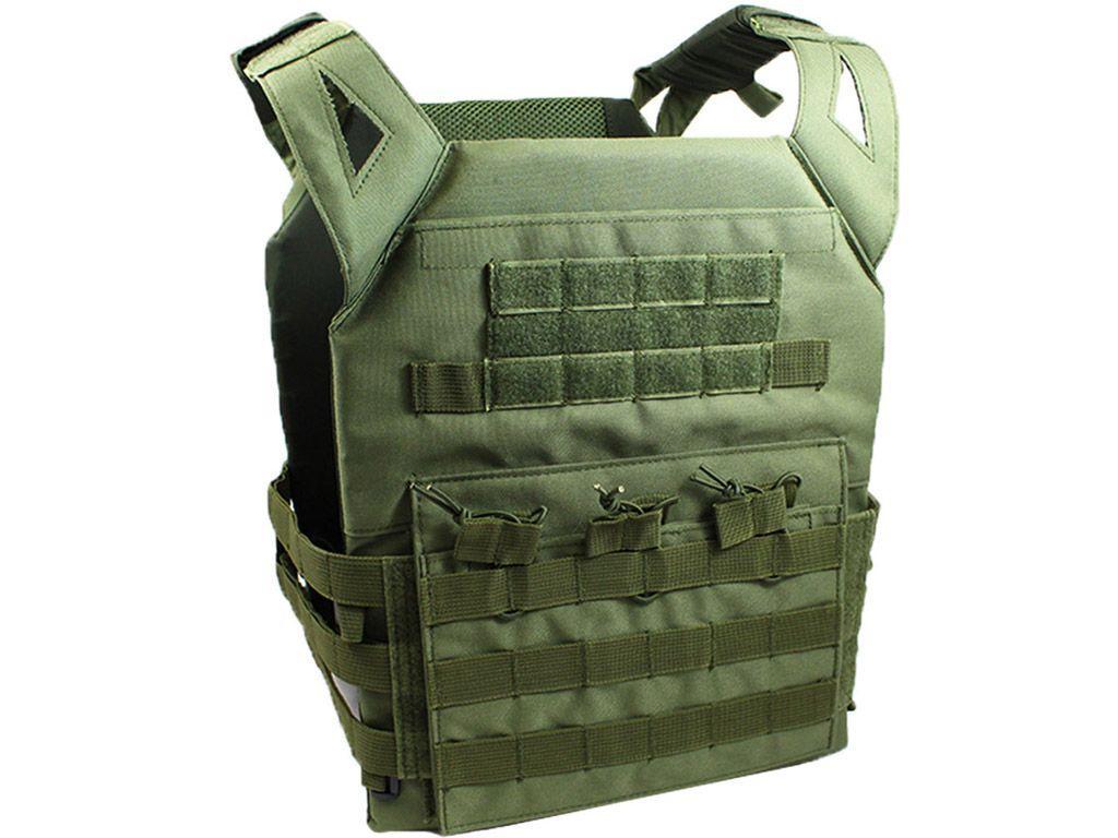 Cybergun Tactical Plate Carrier Vest