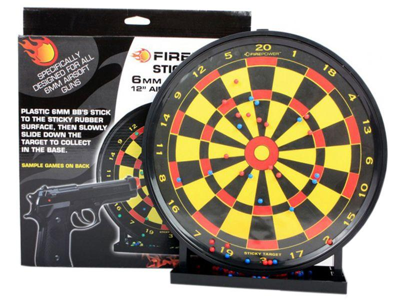 Cybergun Dartboard Shooting Target