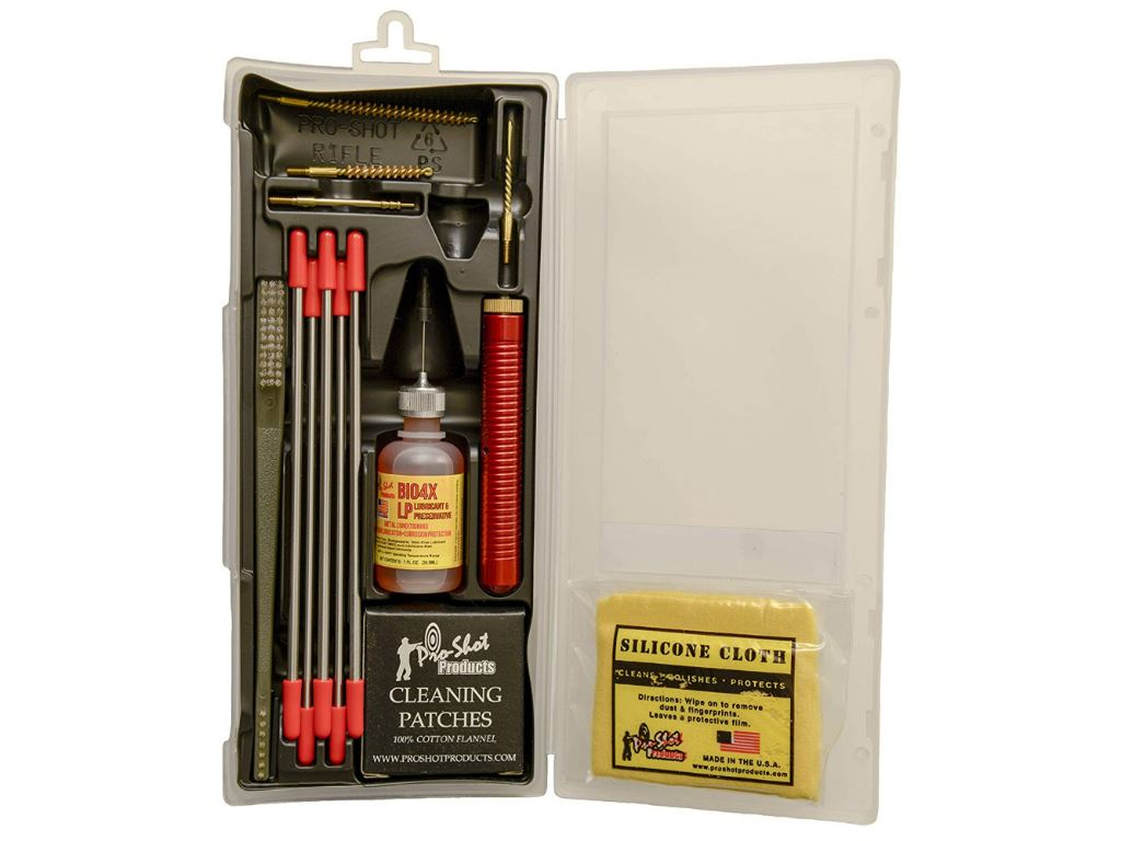.177 Airgun and .17 Cal. Multi Section Rod Kit