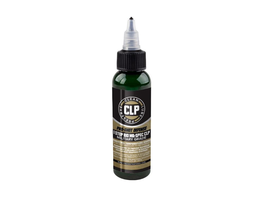 1 Step BIO Mil-Spec CLP Bore Cleaning Solvent