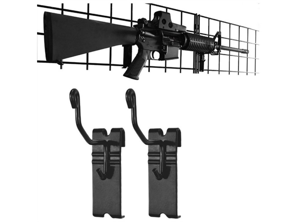Horizontal Long Gun Display (Pack of 10)