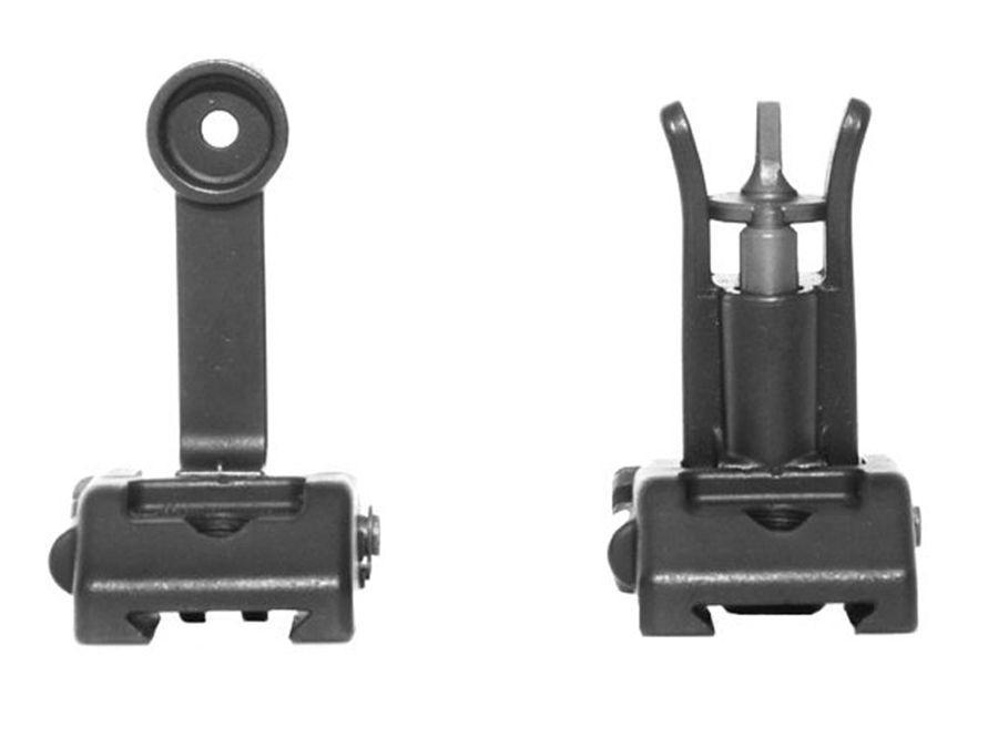 PTS Griffin Armament Modular Flip-Up Iron Sight Set