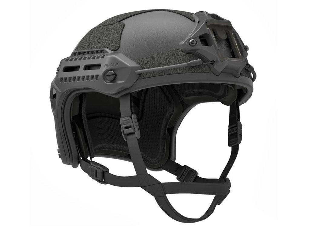 PTS MTEK Matte FLUX Shell Helmet