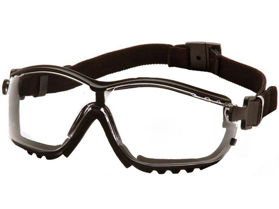V2G H2X Anti-Fog Lens Safety Goggles