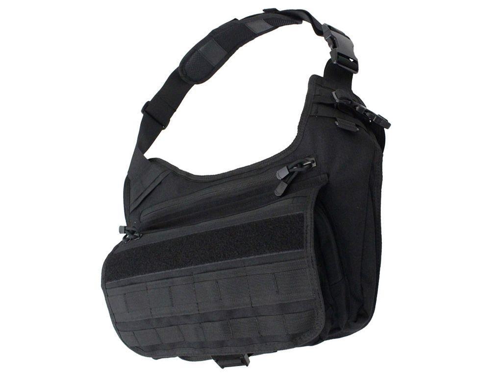 Raven X Vulture Messenger Bag