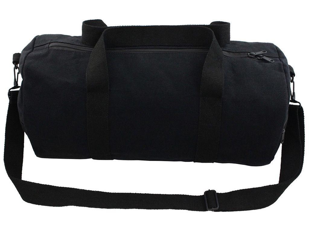 Raven X 19 Inch Canvas Cotton Shoulder Bag