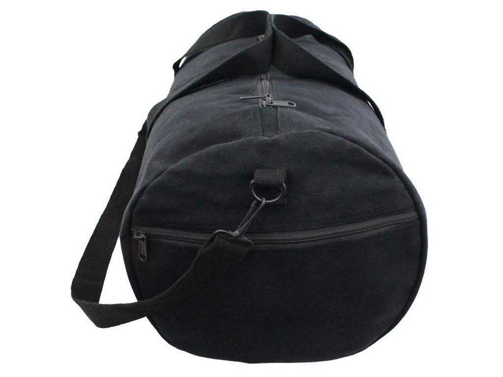 Raven X 24 Inch Canvas Shoulder Duffle Bag