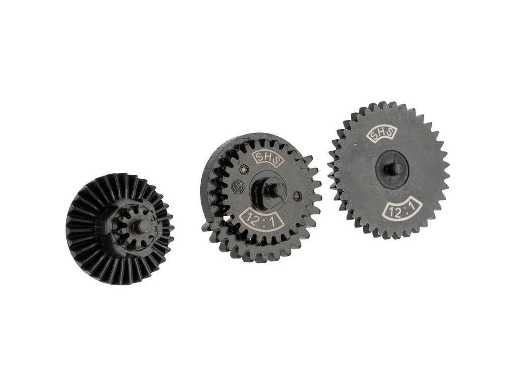 SHS CNC High Speed Steel Gear Set - 12:1
