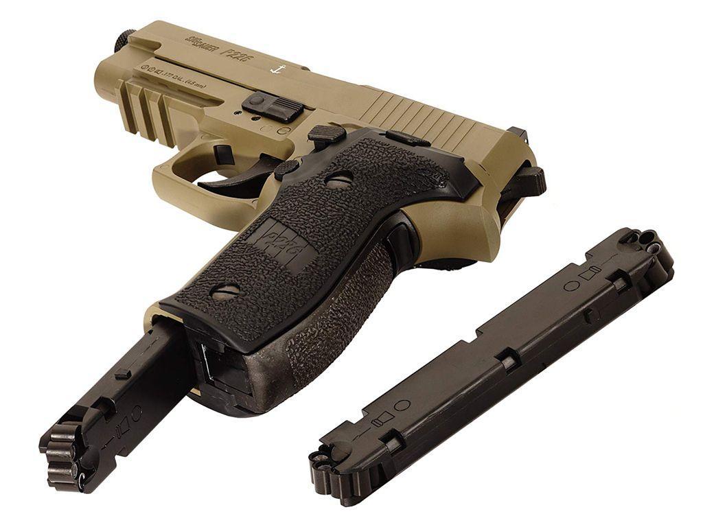 Sig Sauer P226 Blowback Pellet Gun
