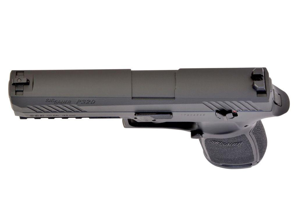 Sig Sauer ASP P320 CO2 Blowback Pellet Pistol