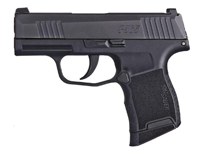 Sig Sauer P365 CO2 Blowback Steel BB Pistol