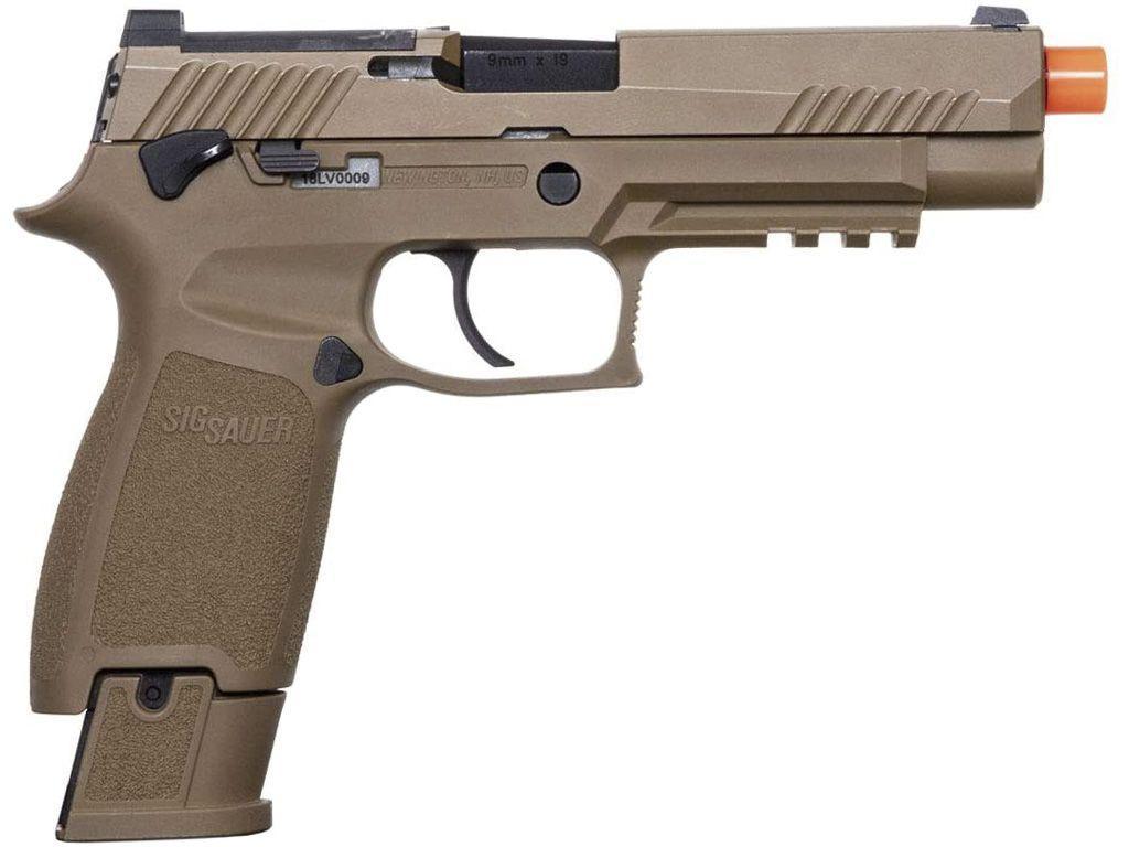 Sig Sauer Proforce M17 Blowback Airsoft Gun