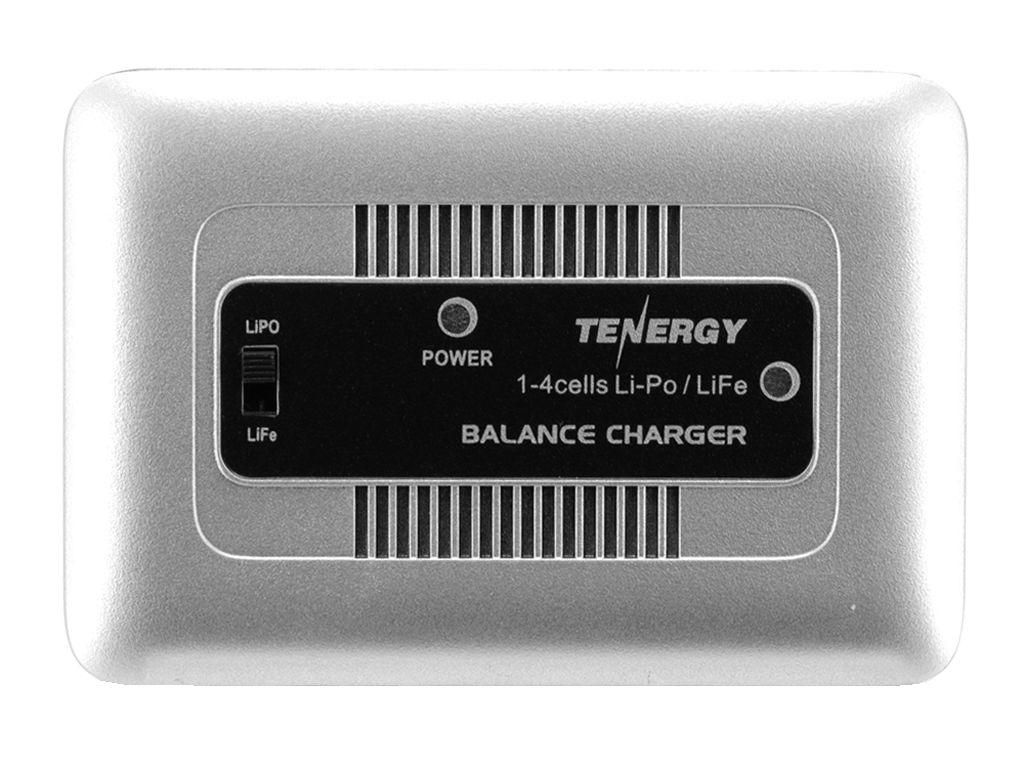 Tenergy 1-4 Cells Li-Po/LiFe Balance Charger