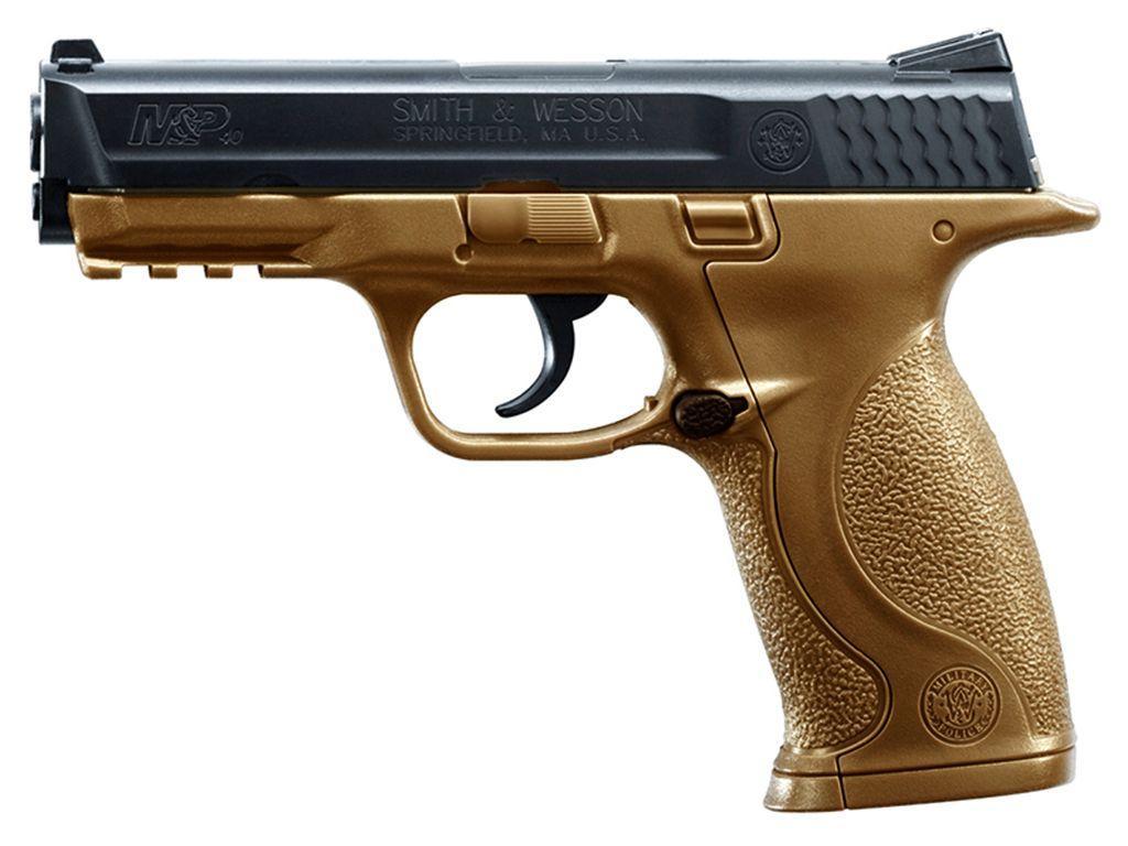 Umarex M&P Demo NBB Steel BB Gun