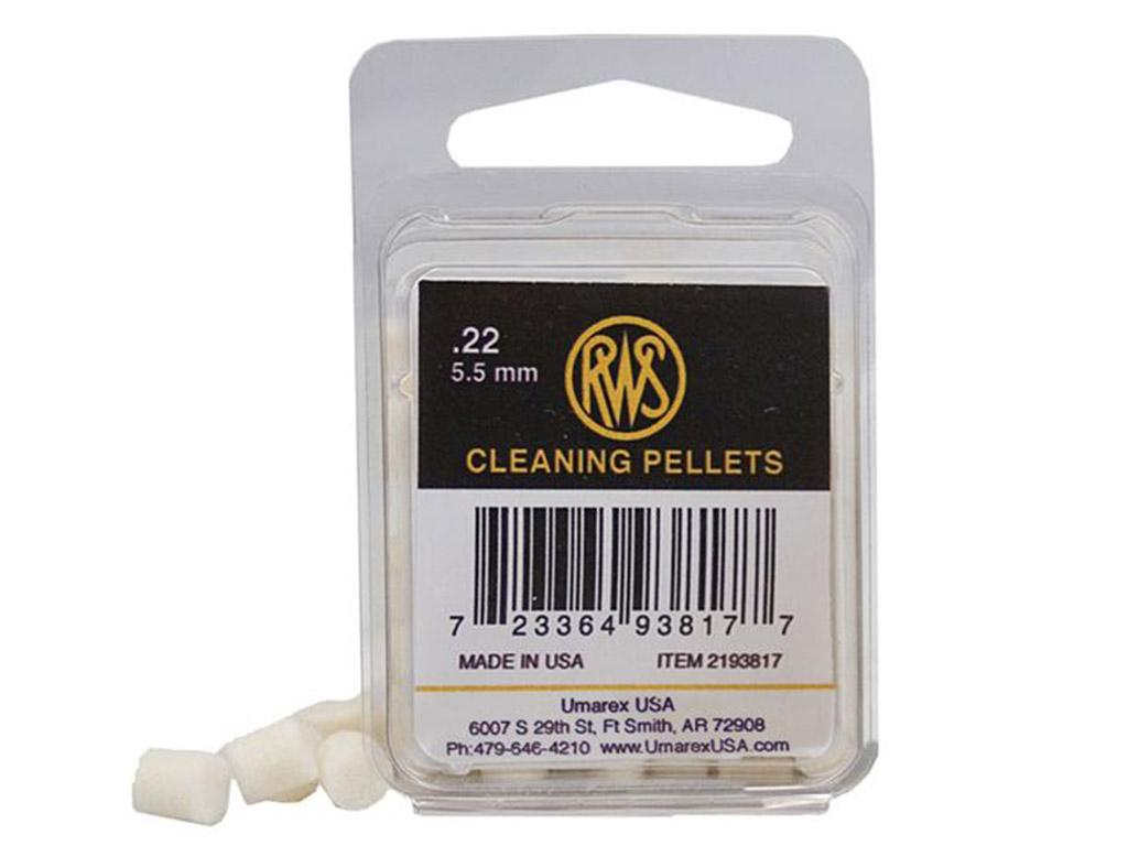 RWS 100pc Cleaning Pellets