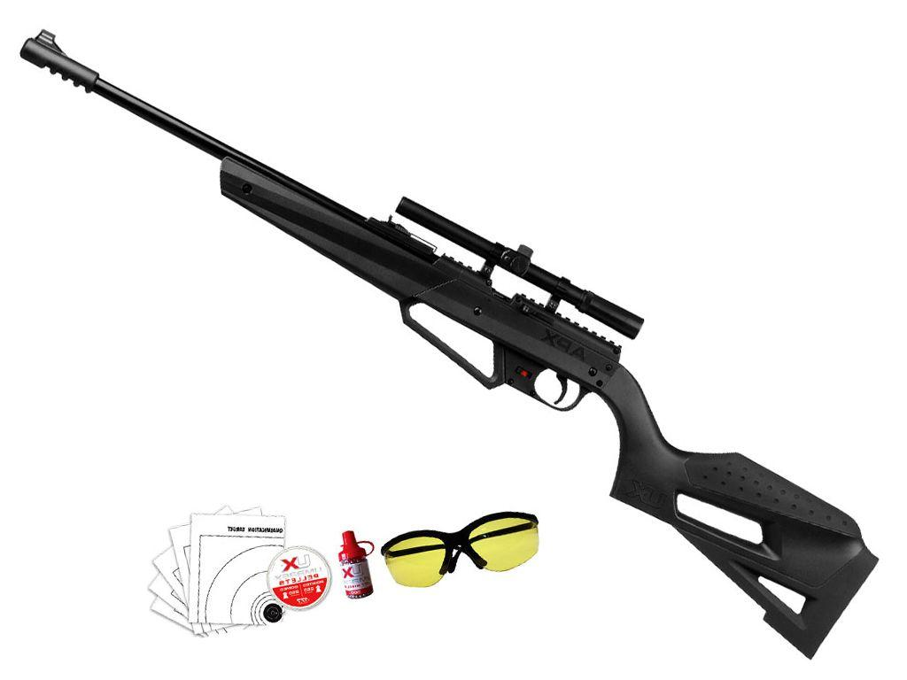Umarex NXG APX 490 .177 Pellet/BB Rifle Kit