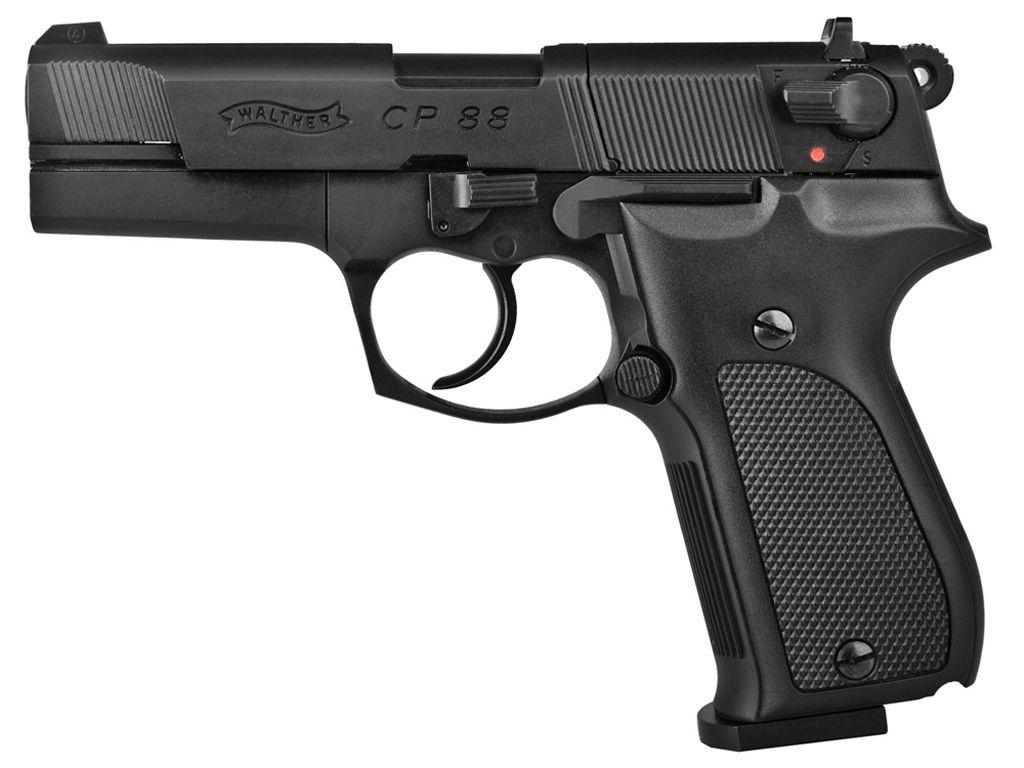 Walther CP88 CO2 Pellet Pistol