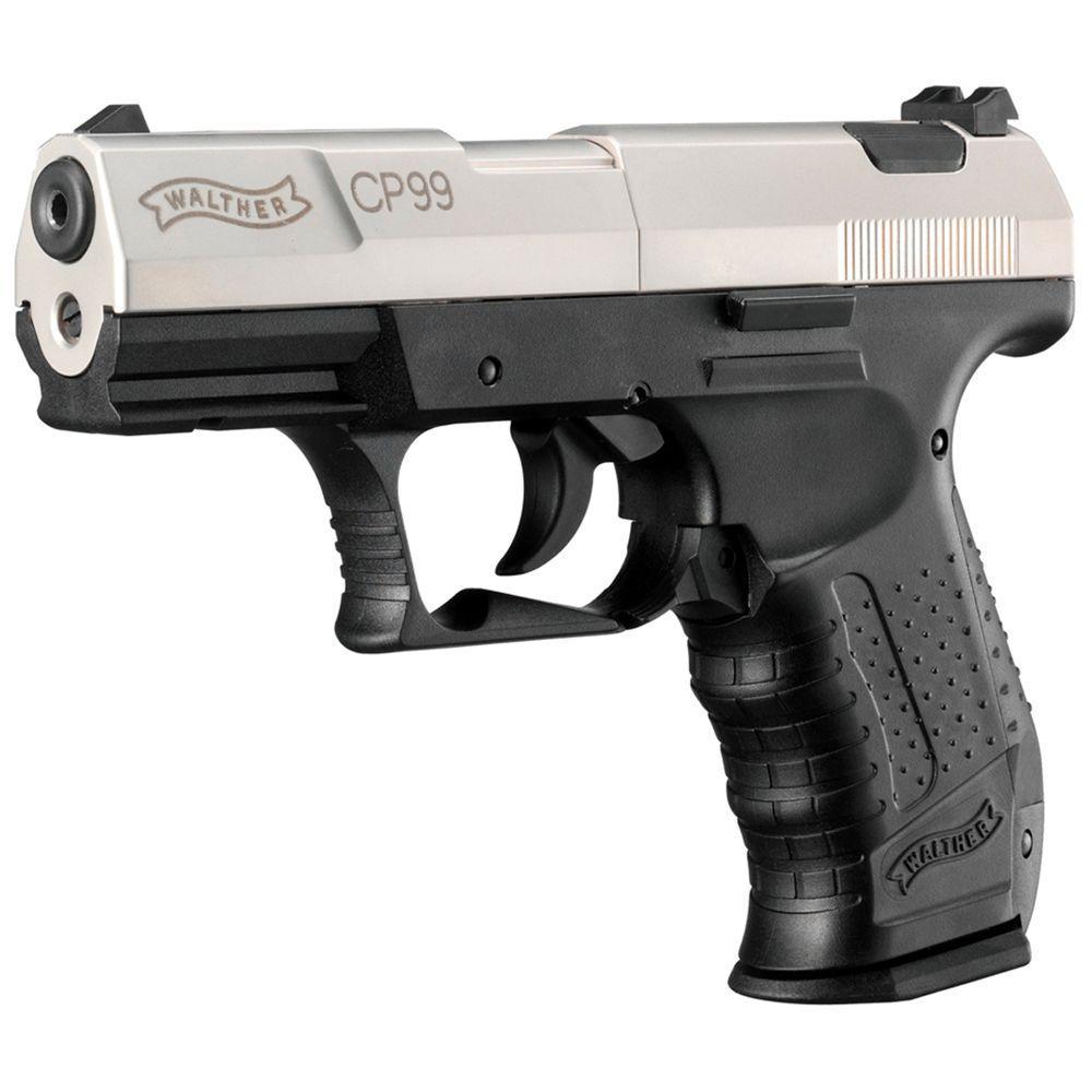 Walther CP99 Nickel Slide Air gun