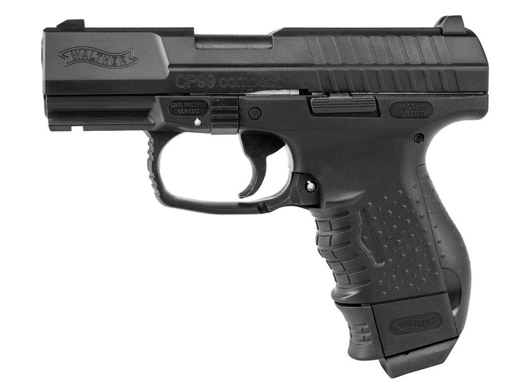 Walther CP99 Compact GBB 4 5mm BB Pistol